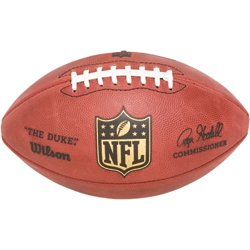 "Wilson NFL ""The Duke"" Official Game Ball"