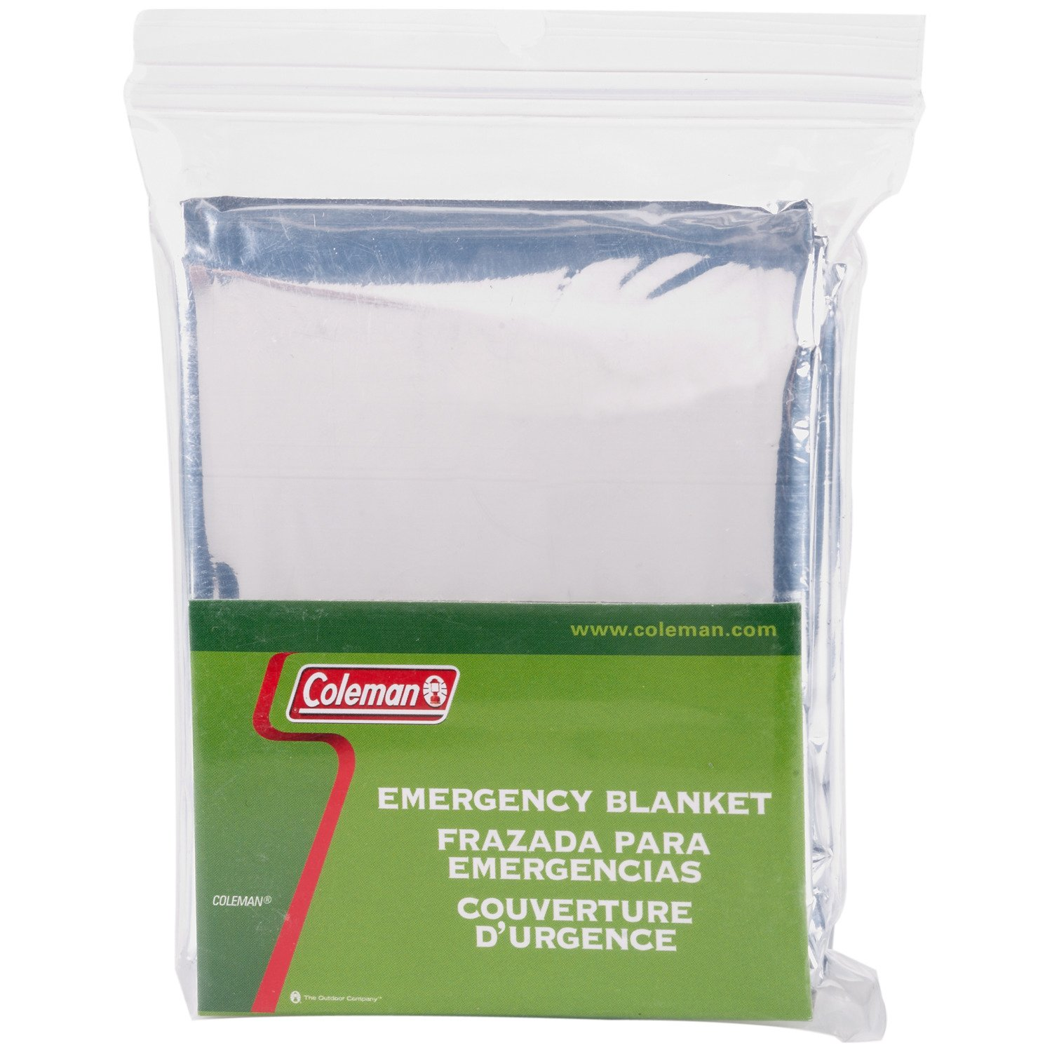 Display product reviews for Coleman® Emergency Blanket