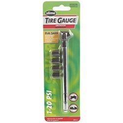 Slime 1 - 20 PSI Low-Pressure Tire Gauge