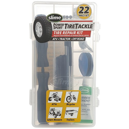 Slime Power Sport Medium Tire Tackle Tire Repair Kit