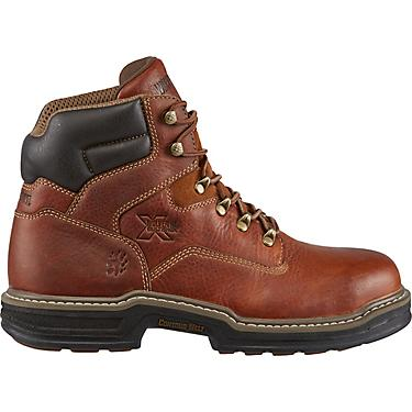 f4007ecc6e6 Wolverine Men's Raider EH Steel Toe Lace Up Work Boots