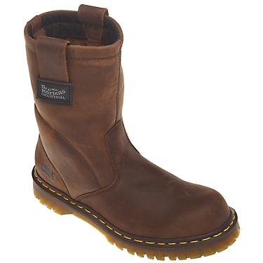 a230913ac1d Dr. Martens Men's Industrial Steel Toe Wellington Work Boots