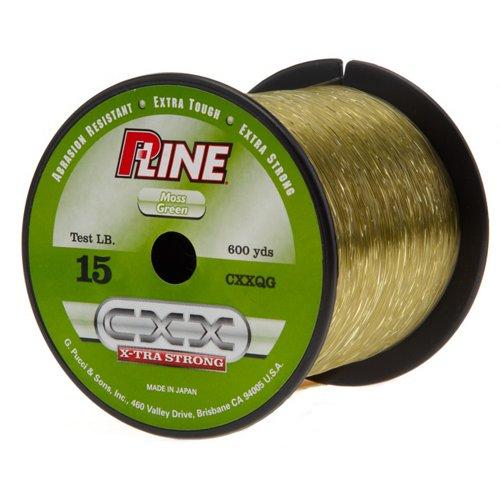 P-Line® 15 lb. - 600 yards Monofilament Fishing Line