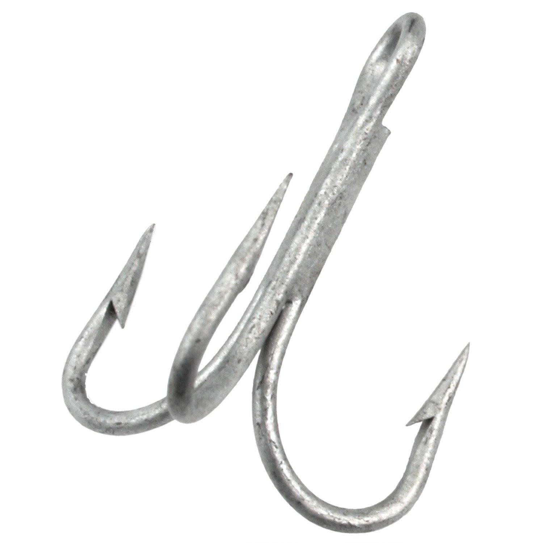 Mustad Treble Hooks 25-Pack