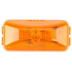 Optronics® FLEET Count Amber LED Marker/Clearance Light