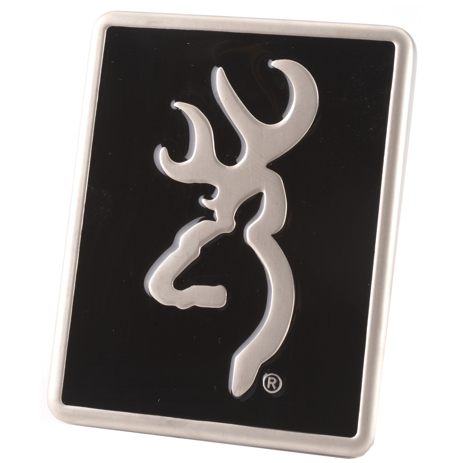 Display product reviews for Browning Buckmark Metal Hitch Cover