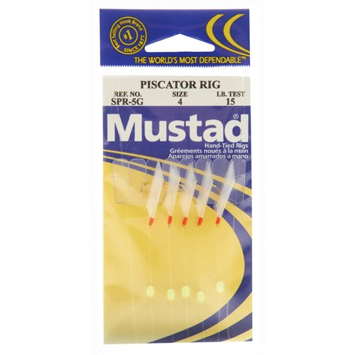 Mustad Piscator Rig