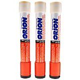 Orion Handheld Marine Orange Smoke Signals 3-Pack