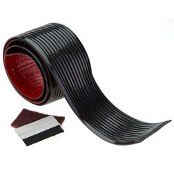 KeelShield 7 ft Keel Protector - Black
