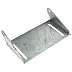 "C.E. Smith Company 12"" Galvanized Panel Bracket"