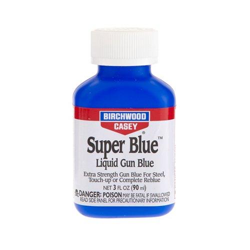 Birchwood Casey® Super Blue™ Liquid Gun Blue