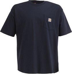 Carhartt Men's Short Sleeve Work Wear Pocket T-shirt