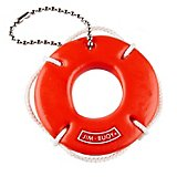 Jim-Buoy Floating Key Chain