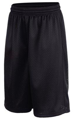BCG Boys' Basic Porthole Mesh Shorts