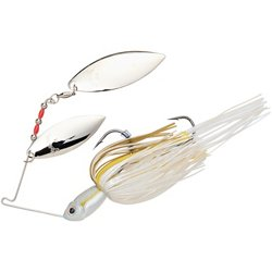 Strike King Premier Plus 1/2 oz Double Willow Blade Spinnerbait