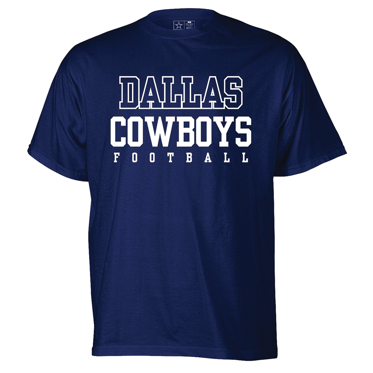 db9d0fe84 Display product reviews for Dallas Cowboys Men s Practice T-shirt
