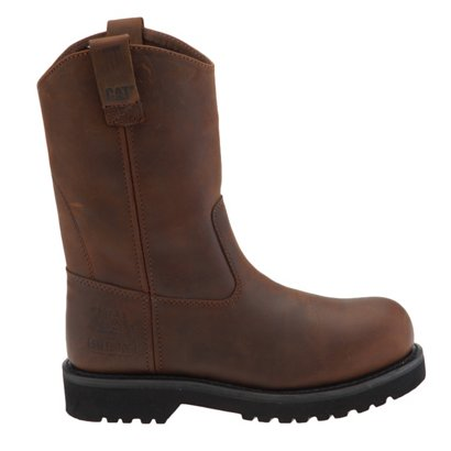 Cat Footwear Mens Austin Steel Toe Boots Academy