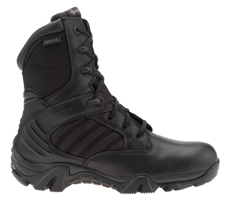 4e6ed58b717 Bates Men's GX-8 GORE-TEX Side-Zip Tactical Boots