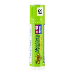 Banana Boat® Aloe Vera with Vitamin E SPF 45 Sunscreen Lip Balm