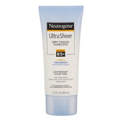Neutrogena 3 oz. Ultra Sheer Dry-Touch SPF 85+ Sunblock