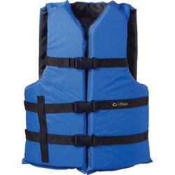 Adults' Universal General Boating Vest