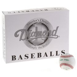 DLL Tournament Grade Little League Baseballs 12-Pack