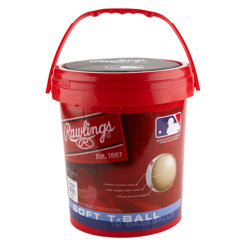 Rawlings Indoor/Outdoor Training T-Ball Bucket