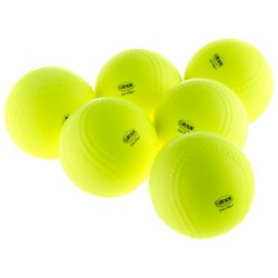 JUGS Lite-Flite Softballs 6-Pack