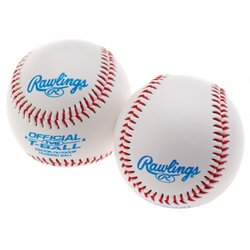 Indoor/Outdoor Training T-Balls 2-Pack