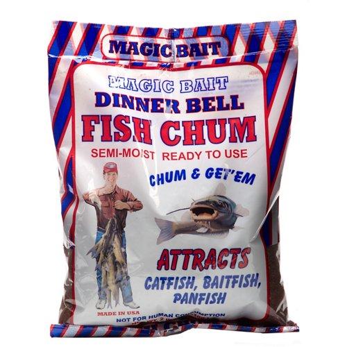 Magic Bait Dinner Bell 2 lb. Fish Chum