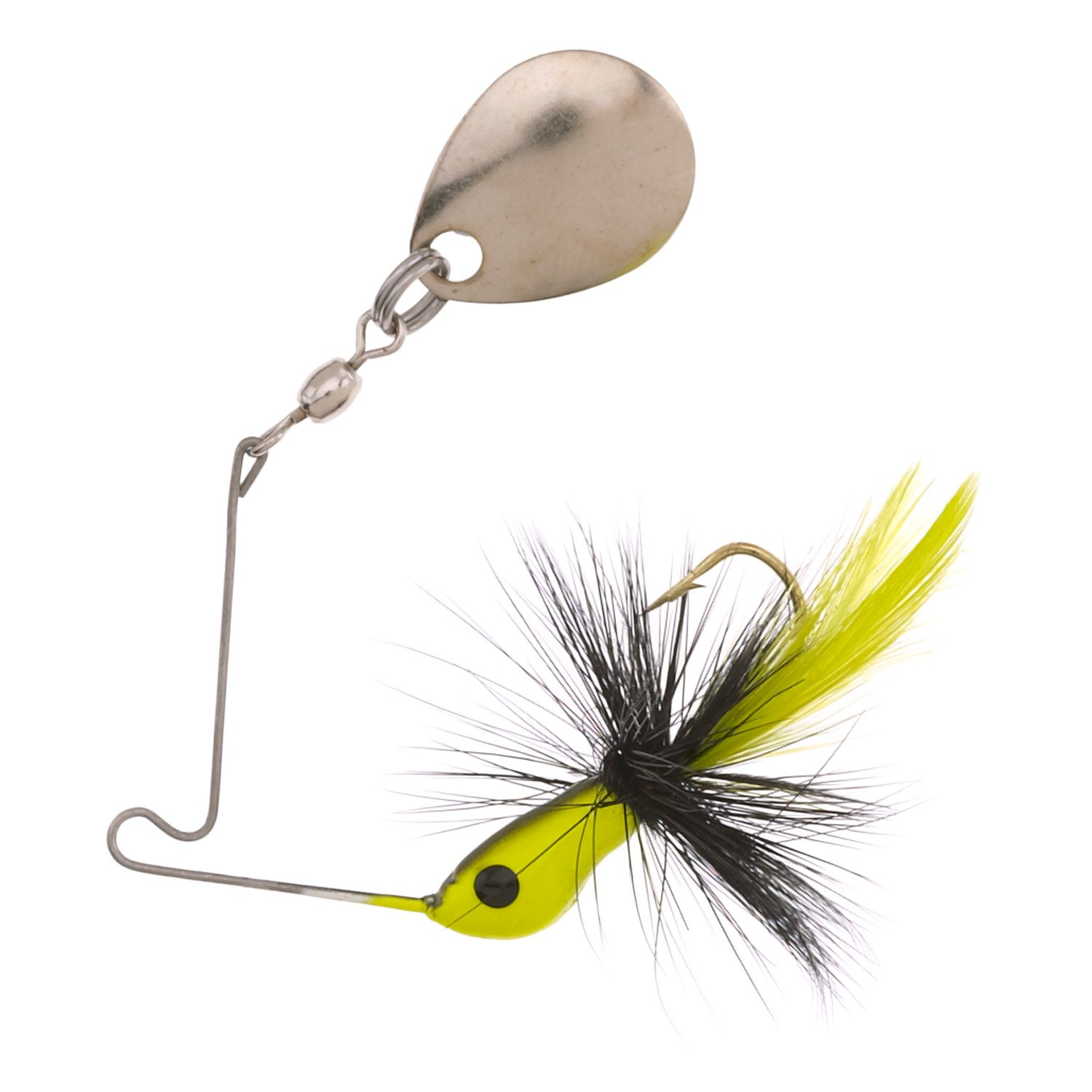 Display product reviews for H&H Lure Cutie Spin 1/16 oz Spinnerbait