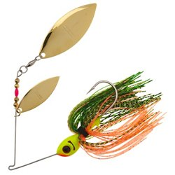 1/2 oz Double-Willow Blade Spinnerbait