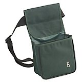 Bob Allen Divided Shell Pouch with Belt