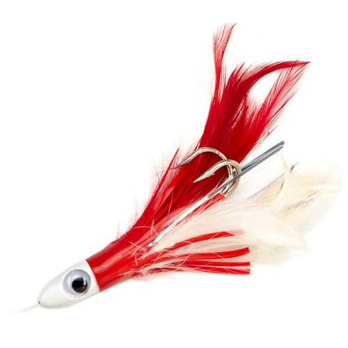 BOONE 6 in Feather Trolling Jigs 2-Pack