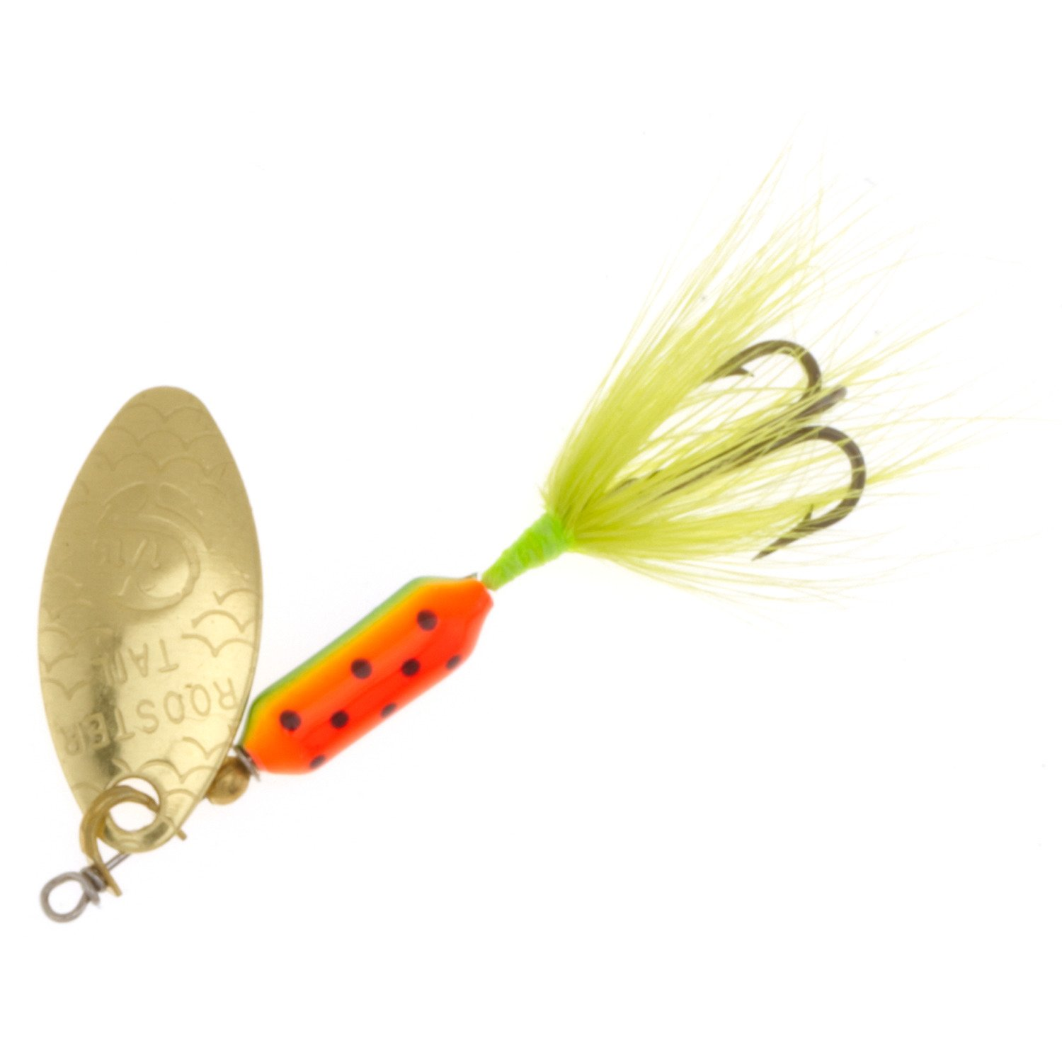 Display product reviews for Worden's Rooster Tail 1/16 oz In-Line Spinner