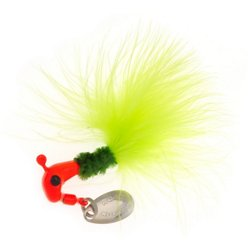 Original Road Runner® 1/16 oz. Marabou Jigs 2-Pack