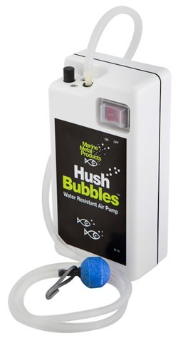 Marine Metal Products Hush Bubbles 3V Air Pump