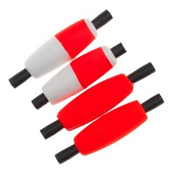 "Comal Tackle 1-1/2"" Husky Peg Floats 4-Pack"