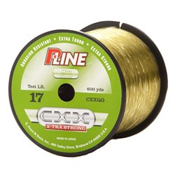 P-Line® 17 lb. - 600 yards Monofilament Fishing Line