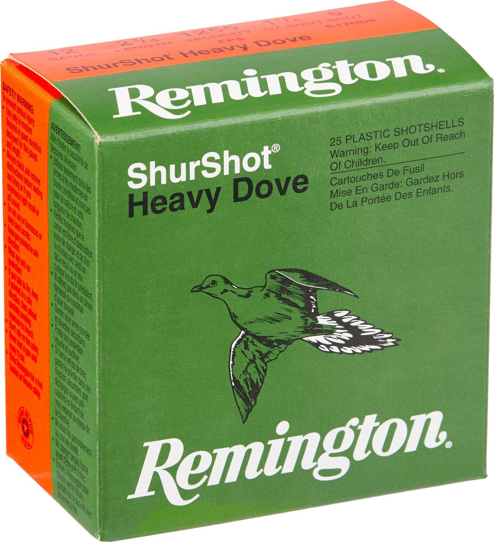 Remington 12 Gauge ShurShot Heavy Dove 6 Shotshells