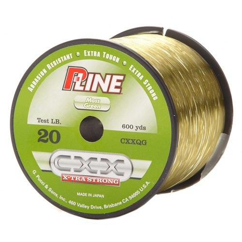 P-Line® 20 lb. - 600 yards Monofilament Fishing Line