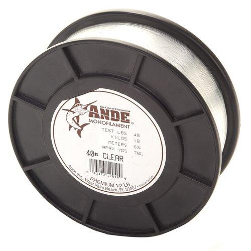 ANDE Premium 1/2 lbs Monofilament Fishing Line