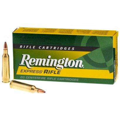 remington 22 250 remington 55 grain centerfire rifle ammunition
