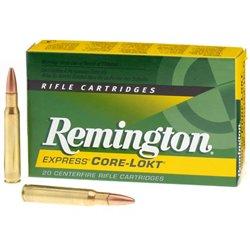 Centerfire Rifle Ammunition