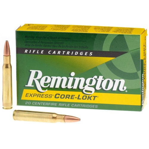 Remington Core-Lokt .30-06 Springfield 180-Grain Centerfire Rifle Ammunition