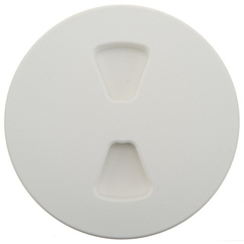 T-H Marine Low-Profile Twist-Out Deck Plate