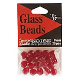 Top Brass Tackle Glass Beads 20-Pack