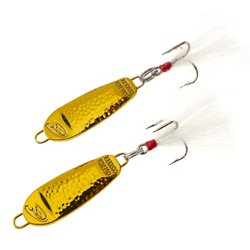 Cotton Cordell 1/4 oz. Jigging Spoon 2-Pack