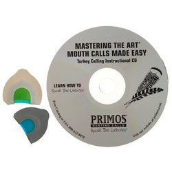 Mastering the Art® Turkey Mouth Calls Made Easy™ CD