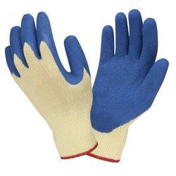 Latex Palm Fishing Gloves